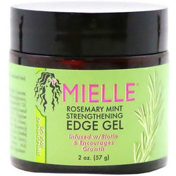 Mielle Organics Gels Mielle Organics: Rosemary Mint Strengthening Edge Gel 2oz