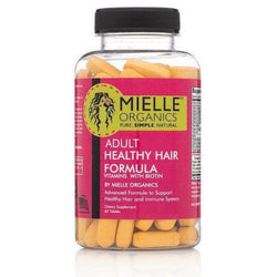 Mielle Organics Styling Product Adult Healthy Hair Formula 60 Tablets