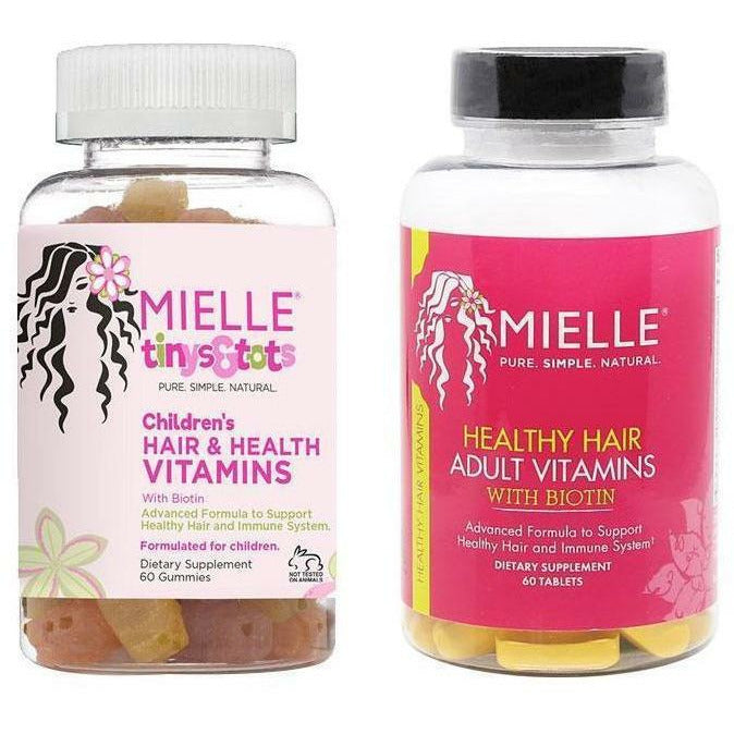 Mielle Organics Styling Product Healthy Hair Formula Adult & Children's Formula