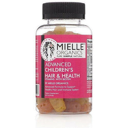 Mielle Organics Styling Product Mielle Organics: Children's Hair Formula 60 Gummies