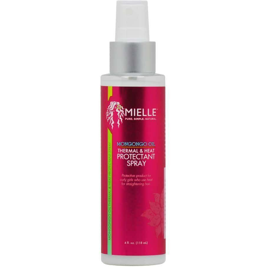 Mielle Organics Styling Product Mongongo Oil Thermal & Heat Protectant Spray 4oz