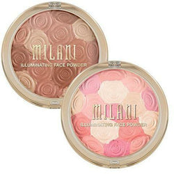 Milani Cosmetics Glow 04 Milani: Illuminating Face Powder
