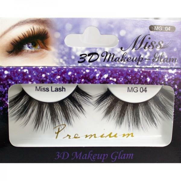 Miss Lash eyelashes #MG04 Miss Lash: 3D Makeup Glam Lash