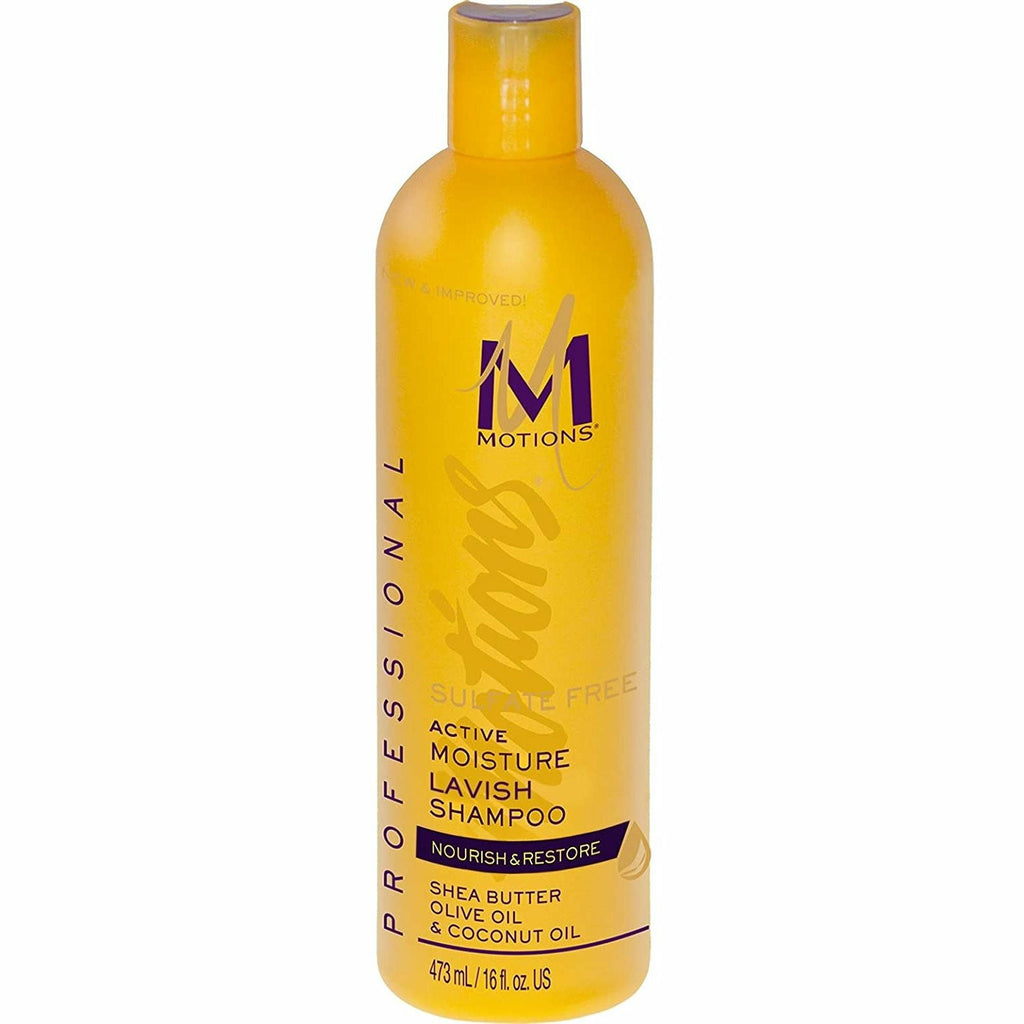 Motions Hair Care Motions: Active Moisture Lavish Shampoo