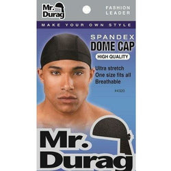 Mr. Durag Hair Accessories Mr. Durag: Spandex Dome Cap #4320