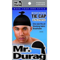 Mr. Durag Hair Accessories Mr. Durag: Stocking Tie Cap #4340