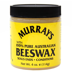Murray's Styling Product MURRAY'S: 100% Pure Beeswax 4oz