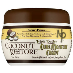 Nature's Protein Styling Product Nature's Protein: Curl Moisture Creme 8oz
