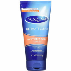 Noxzema Bath & Body NOXZEMA: Ultimate Clear Daily Deep Pore Cleanser 6oz