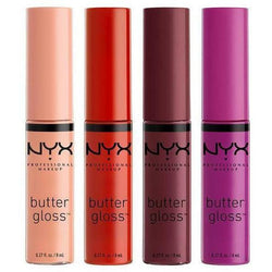 NYX Cosmetics #BLG01- Strawberry Parfait NYX Butter Gloss