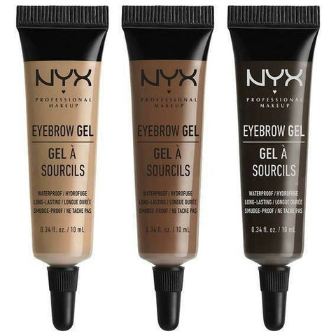 NYX Cosmetics Blonde NYX Eyebrow Gel