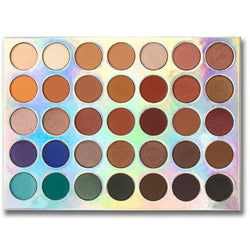 NYX Cosmetics CROWN: OMG EYESHADOW Palette-35 colors