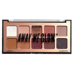 NYX Cosmetics NYX AWAY WE GLOW- LOVEBEAM PALETTE