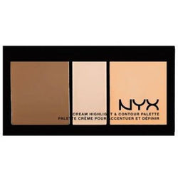 NYX Cosmetics NYX Cream Highlight & Contour Palette