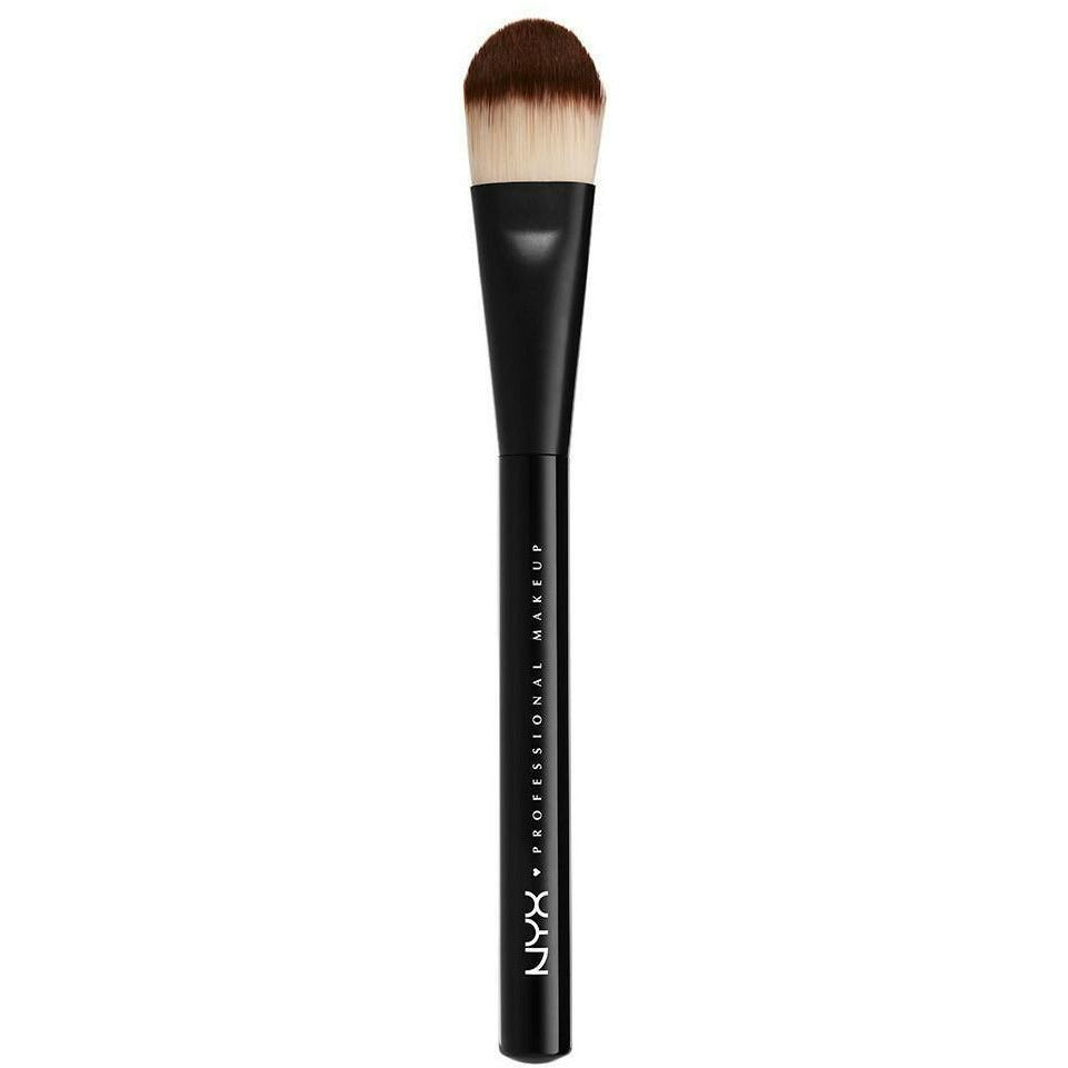 NYX Cosmetics NYX: Flat Foundation Brush