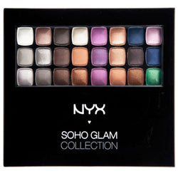 NYX Cosmetics NYX: Soho Glam Collection