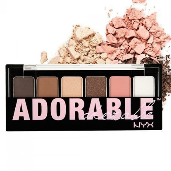 NYX Cosmetics NYX The Adorable Shadow Palette