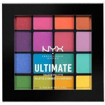 NYX Cosmetics NYX ULTIMATE-BRIGHTS PALETTE