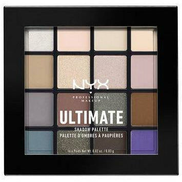 NYX Cosmetics NYX ULTIMATE-COOL NEUTRALS PALETTE