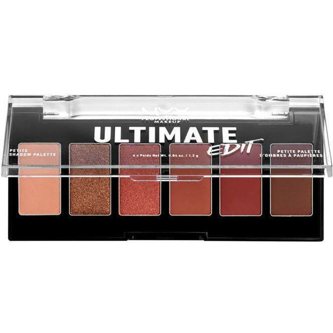 NYX Cosmetics NYX ULTIMATE EDIT-WARM NEUTRALS Palette