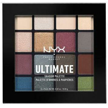 NYX Cosmetics NYX ULTIMATE-SMOKEY & HIGHLIGHT PALETTE