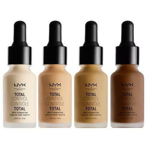 NYX Cosmetics Pale NYX: Total Control Drop Foundation