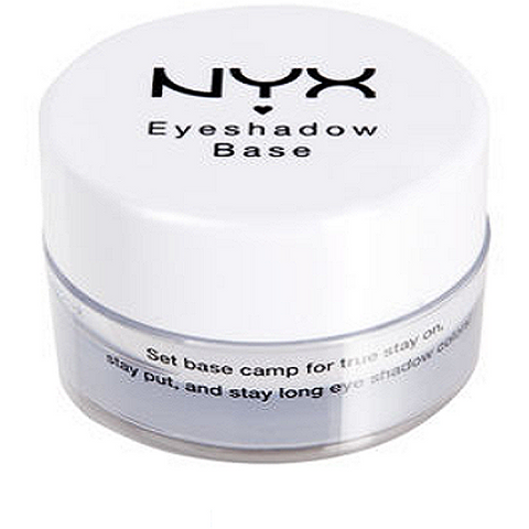 NYX Cosmetics white NYX Eye Shadow Base
