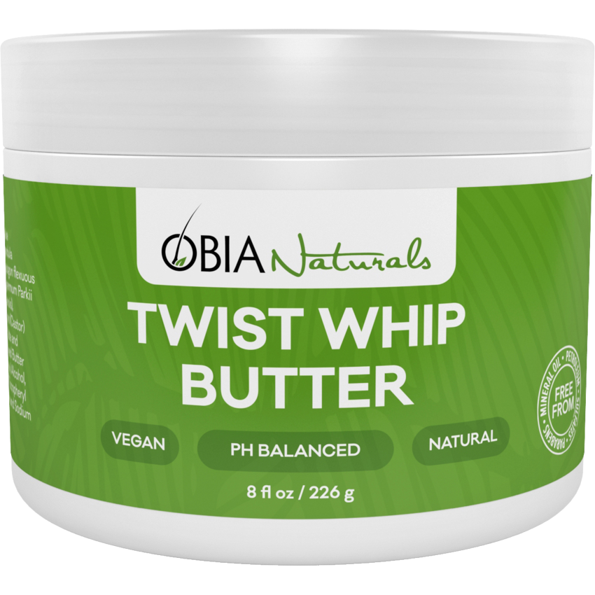 OBIA NATURALS Styling Product OBIA Naturals TWIST WHIP BUTTER 8oz