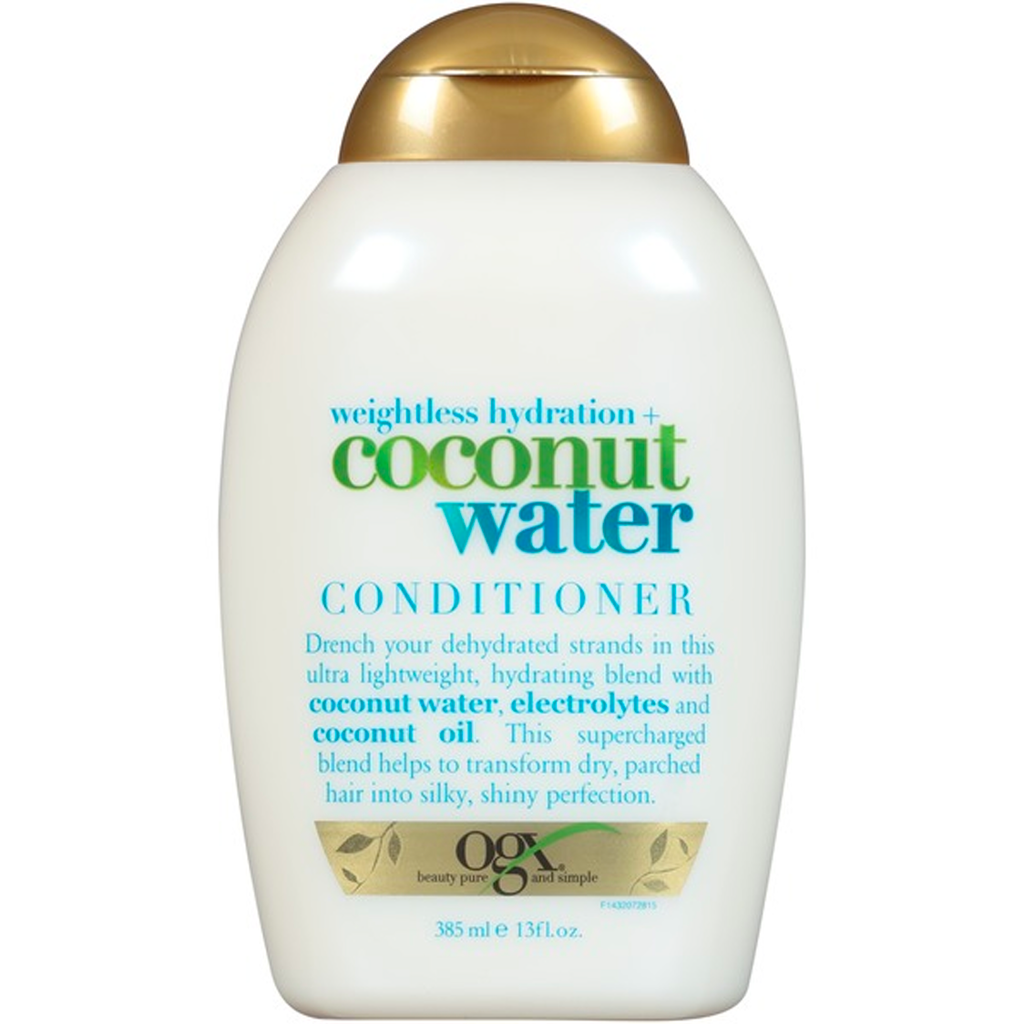 OGX Hair Care OGX: COCONUT WATER CONDITIONER 13oz