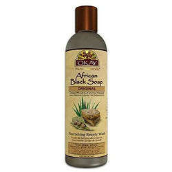 Okay Bath & Body Okay: Original African Black Soap