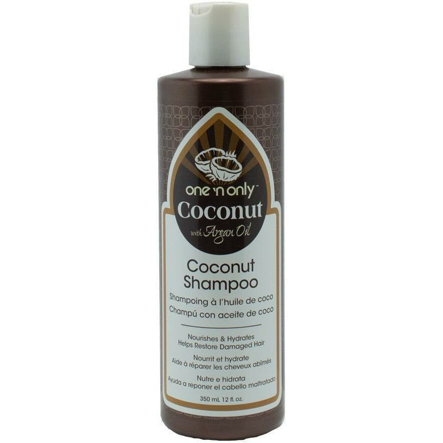 One 'n Only Hair Care One 'n Only: Coconut Shampoo 12oz
