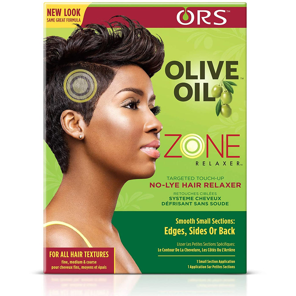 ORS Hair Care ORS: Edge-Up Zone No Lye Hair Relaxer