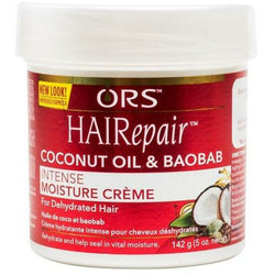 ORS Shampoo ORS: Coconut Oil & Baobab Intense Moisture Creme