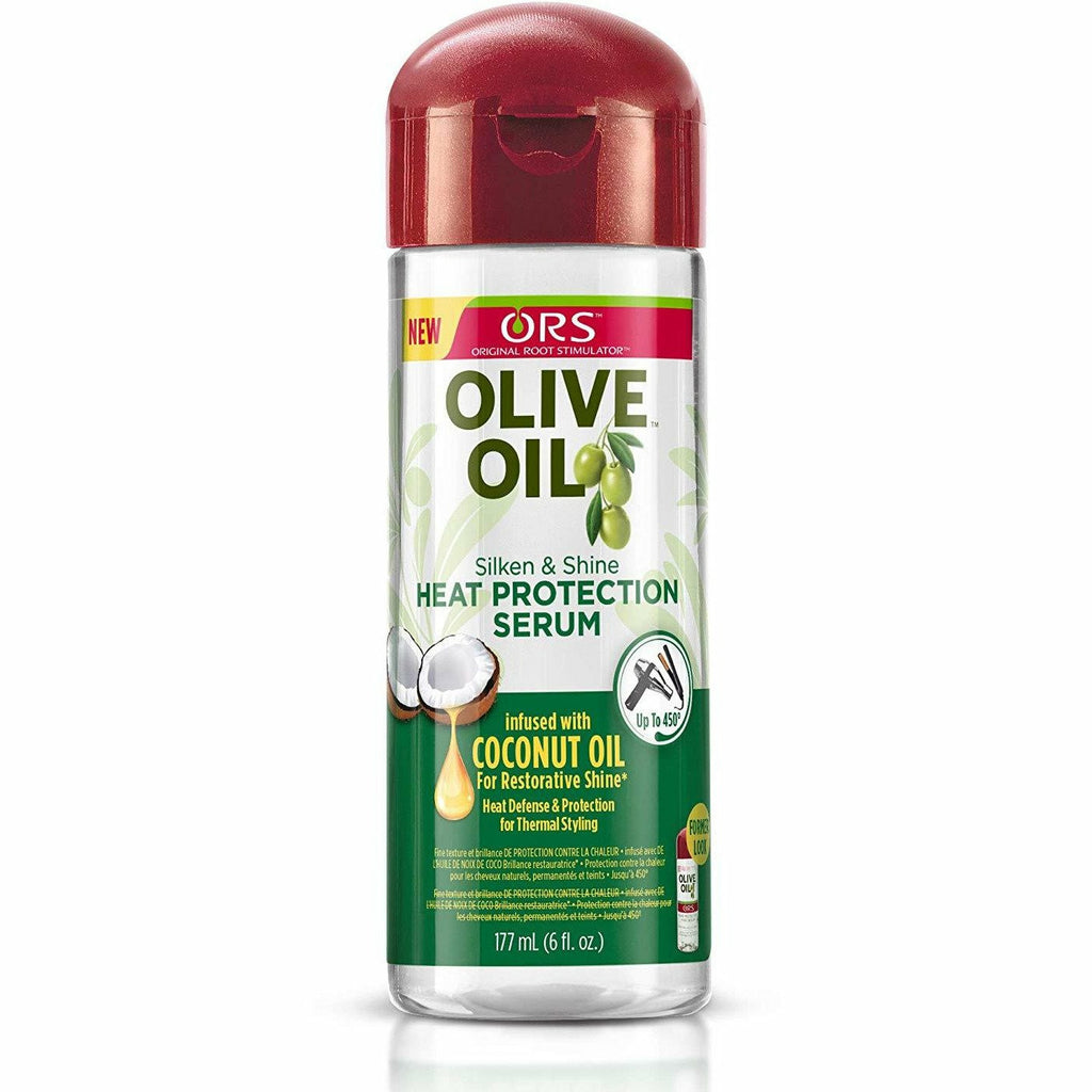 ORS Styling Product ORS: Olive Oil Heat Protection Serum 6oz