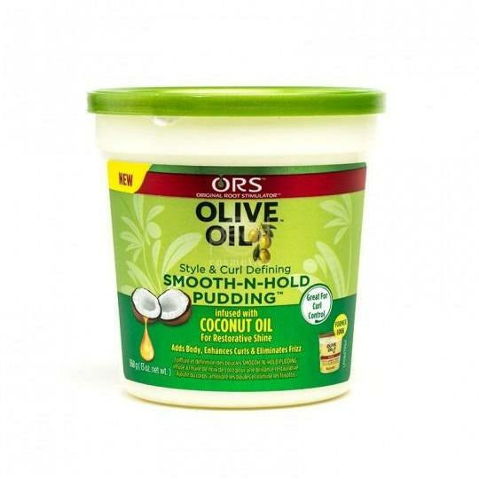 ORS Styling Product ORS: Olive Oil Smooth-N-Hold Pudding