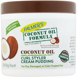 Palmer's Hair Care Palmer's: Coconut Oil Formula Curl Styler Cream Pudding 14oz