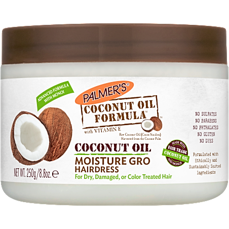 Palmer's Hair Care Palmer's: Coconut Oil Formula Moisture Gro Shining Hairdress 8.8oz