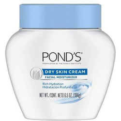 Pond's Makeup Ponds: Dry Skin Cream & Facial Moisturizer
