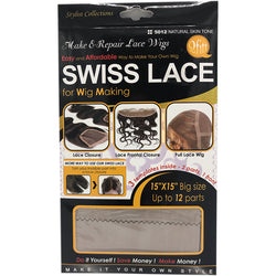 Qfitt Salon Tools Qfitt: #5012 Swiss Lace for Wig Making