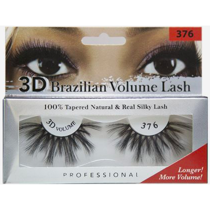 R&B Collection eyelashes #376 R&B Collection: 3D Brazilian Volume Lash 25mm