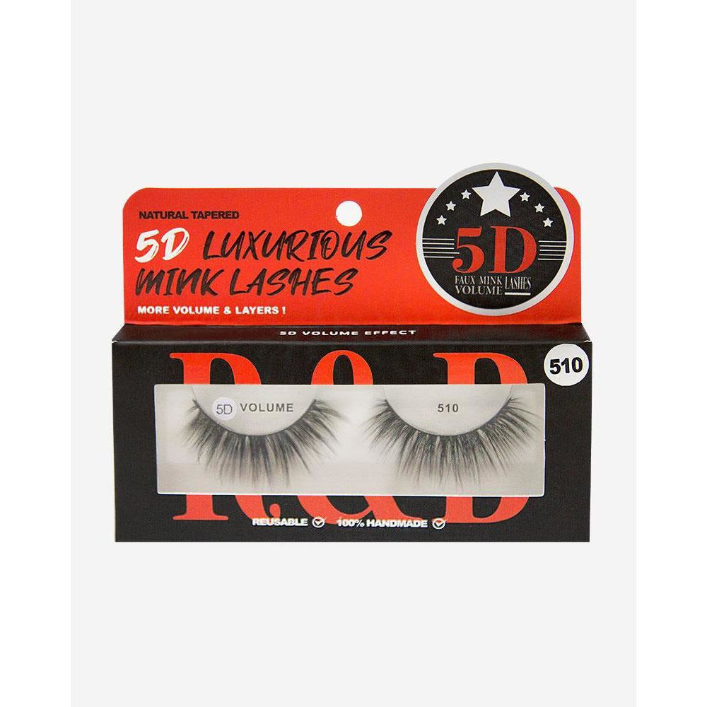 R&B Collection eyelashes R&B Collection: 5D Luxurious Faux Mink Lashes