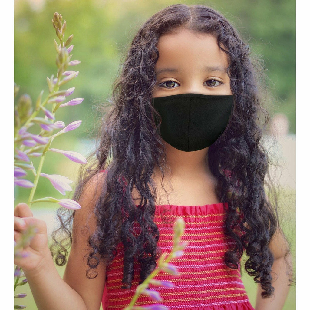 R&B MASKS Kids 3D Reusable Stretchable and Washable face masks