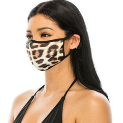 R&B MASKS Print Face Washable and Reusable Masks