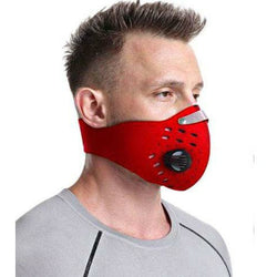 R&B MASKS Sport Breathing Washable 2 Valves Face Masks