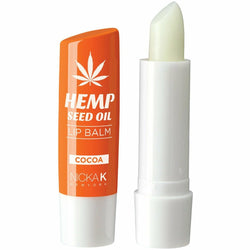 Ruby Kisses Cosmetics Nicka K: Hemp Seed Oil Lip Balm