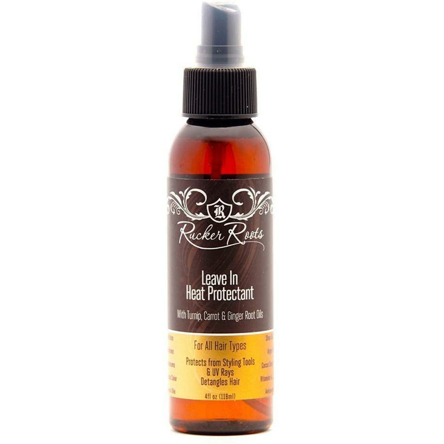Rucker Roots Hair Care Rucker Roots: Leave In Heat Protectant 4oz