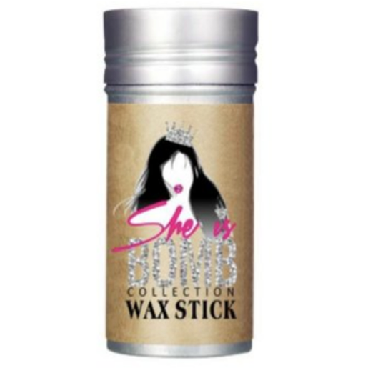 SHE IS BOMB hair Styling Product She Is Bomb Collection Blending Wax Stick 2.7oz