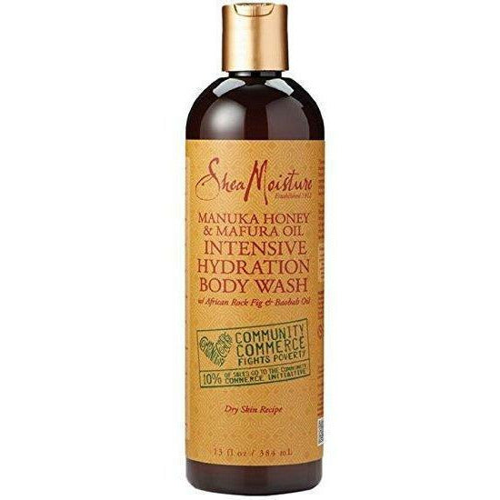 Shea Moisture Bath & Body Shea Moisture: Manuka Honey & Mafura Oil Intensive Hydration Body Wash 13oz