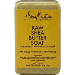 Shea Moisture Bath & Body Shea Moisture: Raw Shea Butter Soap 8oz