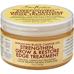 Shea Moisture Hair Care Shea Moisture: Jamaican Black Castor Oil Strengthen, Grow & Restore Edge Treatment 4 oz